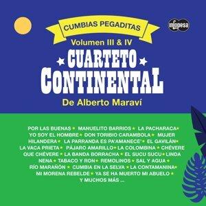 Cuarteto Continental de Alberto Maraví