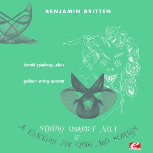 Galimir String Quartet & Harold Gomberg 歌手頭像