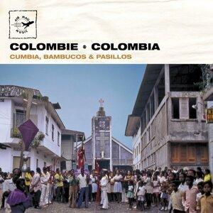 Colombie - Colombia: Cumbia, Bambucos & Pasillos 歌手頭像
