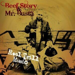Mr.Busta, Beef Story 歌手頭像