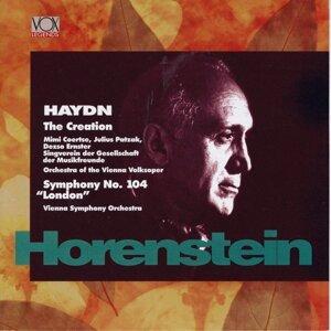 Jascha Horenstein 歌手頭像