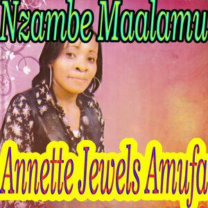 Annette Jewels Amufa 歌手頭像