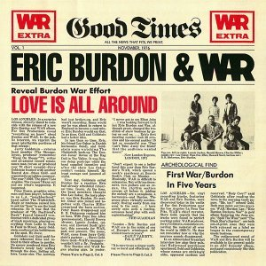 Eric Burdon & War 歌手頭像