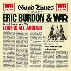 Eric Burdon & War アーティスト写真