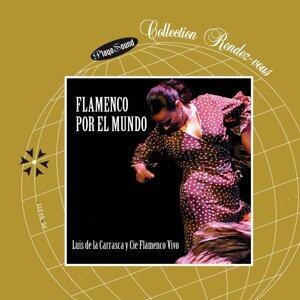 Luis de la Carrasca, Companie Flamenco Vivo 歌手頭像