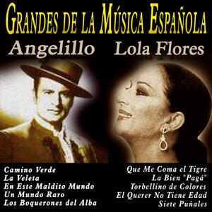 Angelillo|Lola Flores 歌手頭像