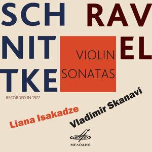 Liana Isakadze | Vladimir Scanavi 歌手頭像