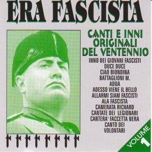 Cori Era Fascista 歌手頭像