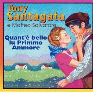 Tony Santagata, Matteo Salvatore 歌手頭像