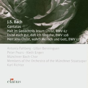Karl Richter & Munich Bach Choir & Orchestra 歌手頭像