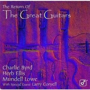 Charlie Byrd & Herb Ellis & Mundell Lowe アーティスト写真