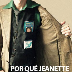 Por Qué Jeanette 歌手頭像