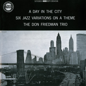 Don Friedman Trio