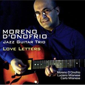 Moreno d'Onofrio Jazz Guitar Trio 歌手頭像
