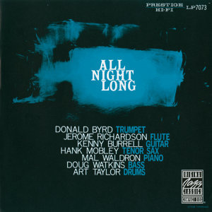 Donald Byrd & Kenny Burrell アーティスト写真