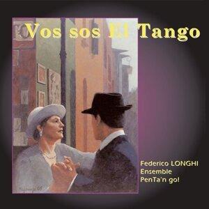 Federico Longhi Ensemble PenTa'n go! 歌手頭像