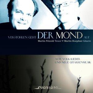 Martin Hoepfner, Martin Petzold 歌手頭像