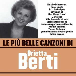 Orietta Berti Artist photo
