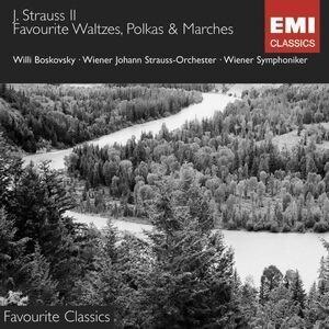 Willi Boskovsky/Wiener Johann Strauss-Orchester/Wiener Symphoniker アーティスト写真