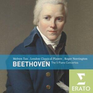 Melvyn Tan/London Classical Players/Sir Roger Norrington アーティスト写真