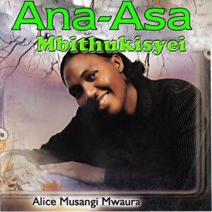 Alice Musangi Mwaura 歌手頭像