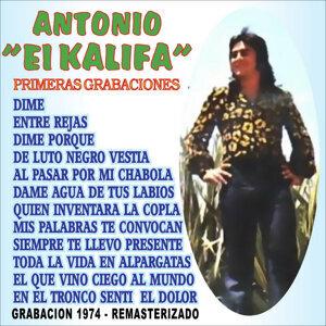 """Antonio """"El Kalifa"""" 歌手頭像"""