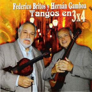 Federico Britos y Hernán Gamboa 歌手頭像