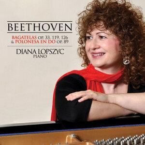 Diana Lopszyc 歌手頭像