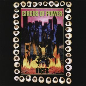 Circus Of Power 歌手頭像