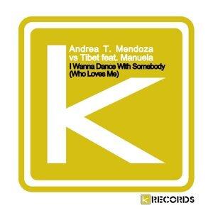 Andrea T. Mendoza, Tibet, Manuela 歌手頭像
