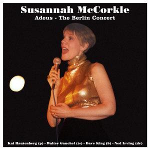 Susannah McCorkle Artist photo