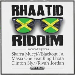 Rhaatid Riddim 歌手頭像