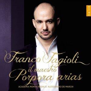 Franco Fagioli 歌手頭像