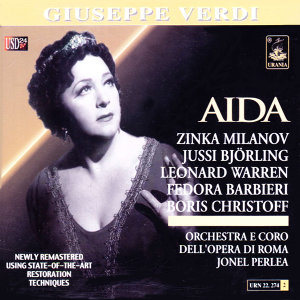 Zinka Milanov| Jussi Björling| Leonard Warren 歌手頭像