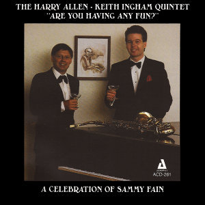 The Harry Allen - Keith Ingham Quintet 歌手頭像