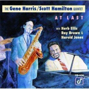 Gene Harris/Scott Hamilton Quintet