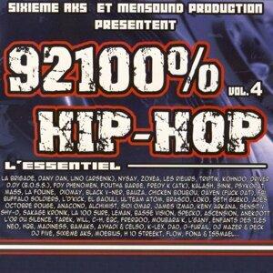 92100 Hip-Hop Vol. 4 歌手頭像