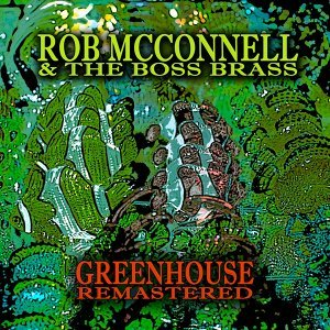 Rob McConnell & The Boss Brass アーティスト写真