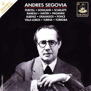 Andés Segovia 歌手頭像