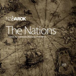 NZ Barok 歌手頭像