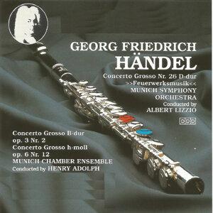 Munich Symphony Orchestra, Munich Chamber Ensemble 歌手頭像