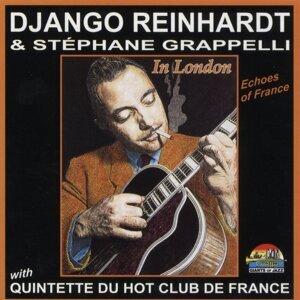 Django Reinhardt, Stéphane Grappelli, Le Quintette du Hot Club de France