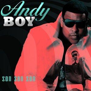 Andy Boy 歌手頭像