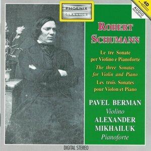 Pavel Berman, Alexander Mikhailuk 歌手頭像