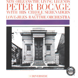 Peter Bocage With His Creole Serenaders & The Love-Jiles Ragtime Orchestra アーティスト写真