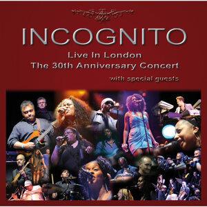 Incognito (匿名者合唱團) 歌手頭像