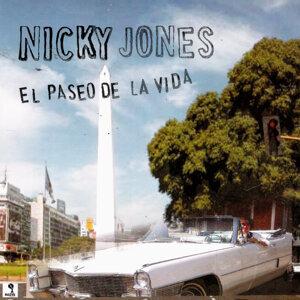 Nicky Jones 歌手頭像