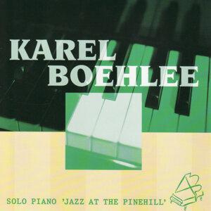 Karel Boehlee Trio アーティスト写真