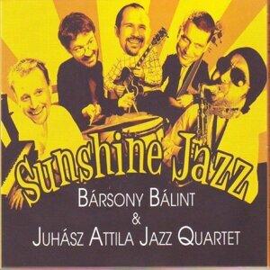 Bársony Bálint, Juhász Attila Jazz Quartet 歌手頭像