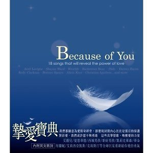 Because Of You (摯愛寶典) 歌手頭像